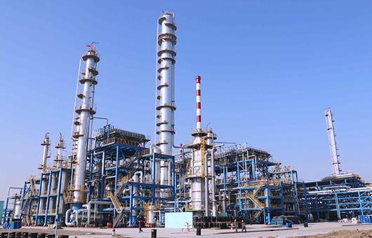 石油化工厂工程